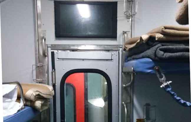 यूपी की पहली स्मार्ट ट्रेन बनी कैफियात, इन खास सुविधाओं से हुई लैस